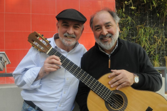 Larbanois Carrero. Foto: archivo El País