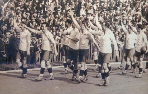 Image result for uruguay 1924