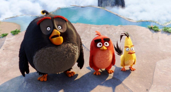 Los pájaros que no pueden volar ahora protagonistas en el cine.