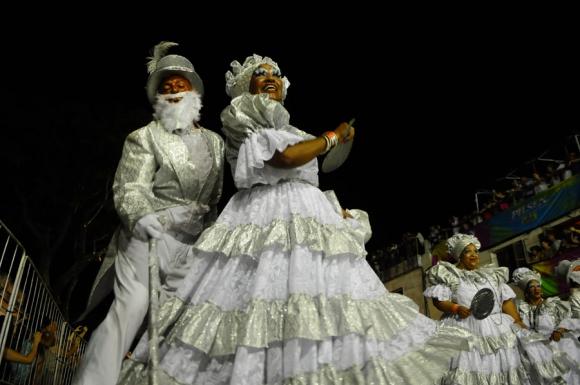 Desfile de Llamadas 2016. Foto: Fernando Ponzetto
