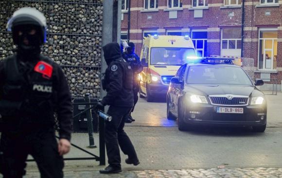 Operativo en Bélgica permitió capturar al principal sospechoso de los atentados en París. Foto: EFE