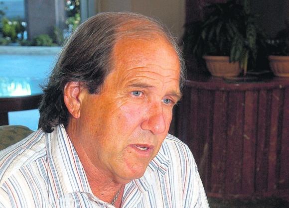 Apuesta: Jorge Bonino Morlán, impulsor del compartimiento. Foto: archivo El País