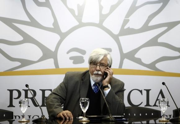 Eduardo Bonomi. Foto: EFE