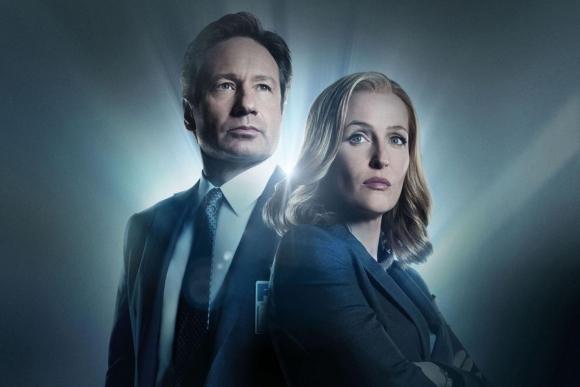Mulder y Scully como lucen ahora, en 2016.