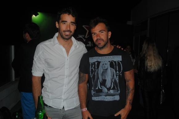 Nacho Viale, Guido Tomás Mazzoni.