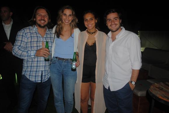 Martín Canabal, Ana Inés Assandri, Florencia López, Andrés Lapi.