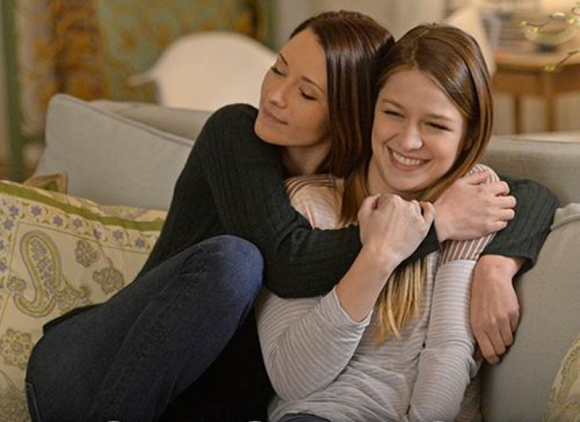 El vínculo de las hermanas en <i>Supergirl </i>es muy profundo y enternecedor.