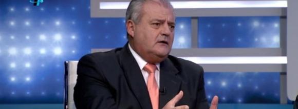 Máximo Goñi en Pasión (Foto: captura tv)