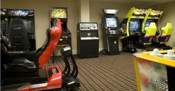 Arcade Hotel. Los fanáticos de los videojuegos podrán hospedarse y dar rienda suelta a su afición a partir de los US$ 89. (Foto: Google Images)