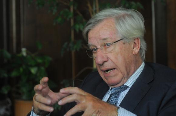 Danilo Astori, ministro de Economía y Finanzas. Foto: Archivo El País.