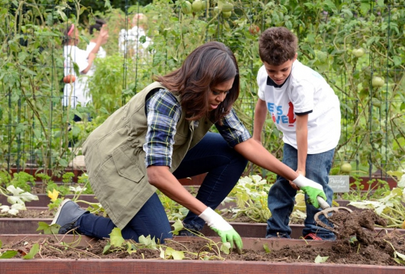 Michelle Obama. Foto: AFP