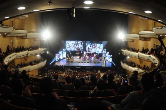 La ceremonia se realizará en el Auditorio del Sodre y se emitirá por VTV. Foto: F. Ponzetto