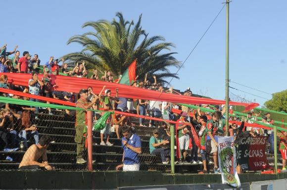 Las postales de Rampla Juniors-Cerro Largo, final por el Ascenso. Foto: Ariel Colmegna.