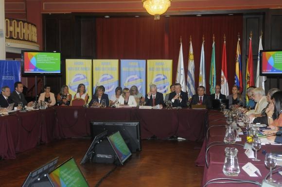 Representantes de América Latina acordaron una política común. Foto: A. Colmegna