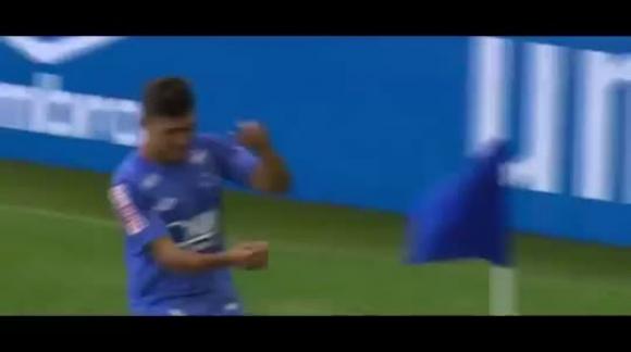 Cruzeiro 2 x 2 Santos - GOLS - Brasileirão 2016