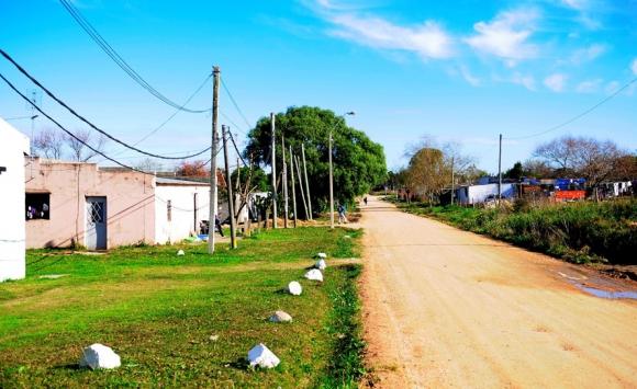 El barrio donde se educó José María Giménez. Foto: archivo El País