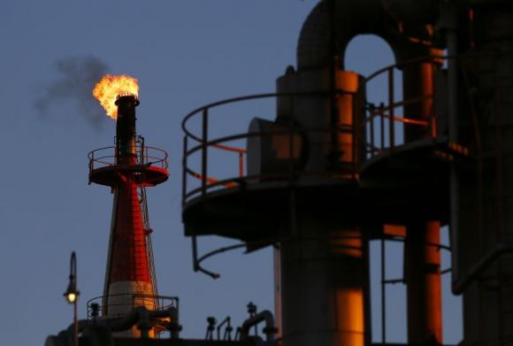 Aunque abrió al alza, el petróleo siguió bajando. Foto: Reuters