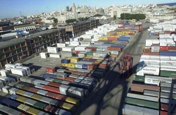 Puerto: Maersk retomará frecuencia habitual en Montevideo. Foto: archivo El País