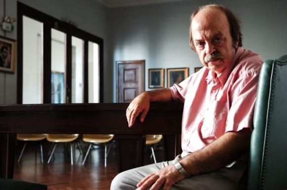 Escritor Tomás de Mattos. Foto: Archivo de El País