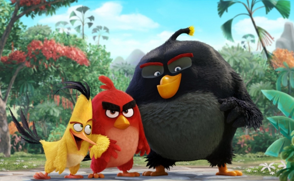Angry Birds. Foto: Columbia Pictures and Rovio