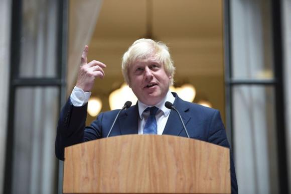 Boris Johnson fulminó a figuras de varios gobiernos europeos. Foto: Reuters