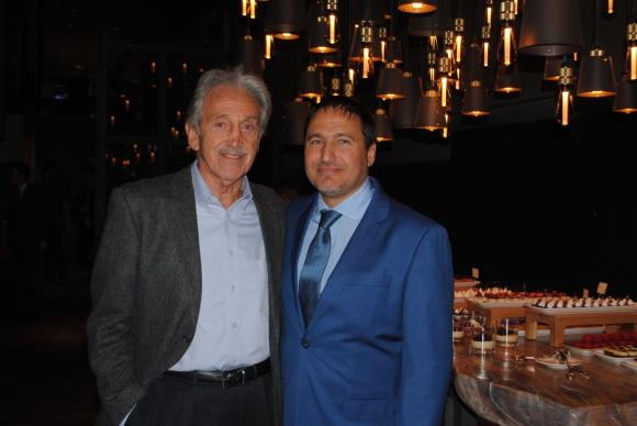 Ricardo y Daniel Weiss.