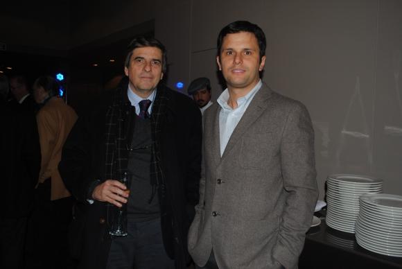 Guillermo Scheck, Mateo Cardoso.
