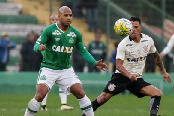 Sergio Manoel, mediocampista, 27 años. Foto: Presna Corinthians.