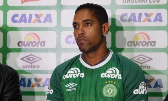 Cleber Santana, mediocampista, 35 años, capitán del equipo. Foto: O Globo.