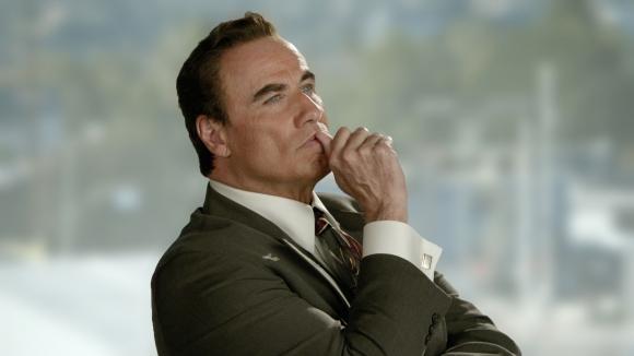 John Travolta es el abogado defensor Robert Shapiro.