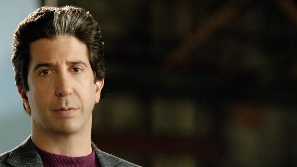 David Schwimmer es el abogado defensor Robert Kardashian.