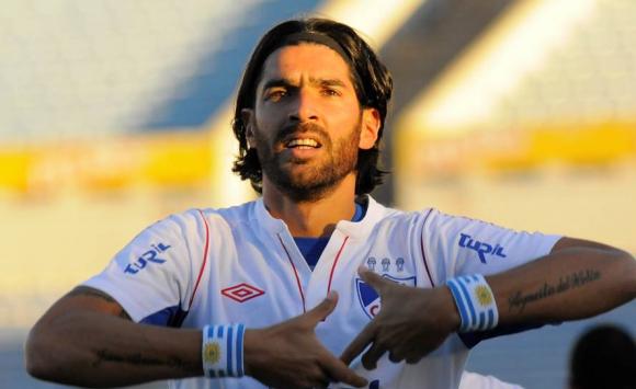 Sebastián Abreu cumple 40 años. Foto: Archivo El País.