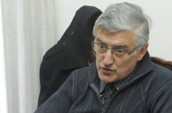 Parrado: el especialista en seguridad pública detectó el hecho. Foto: archivo El País