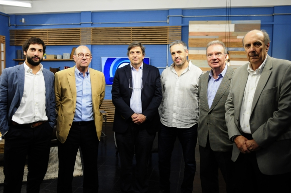 Mateo Vidal, Emilio Vidal Scheck, Guillermo Scheck, Agustín Ricagni, José Giusto, Diego Beltrán.