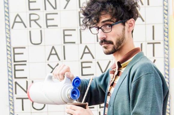 El uruguayo Julio Marchante. Foto: Estudio Urbano