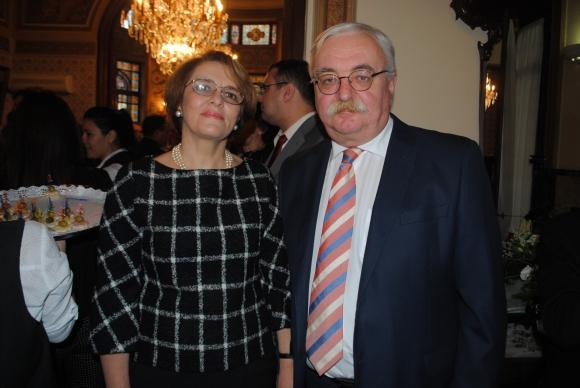 Ekaterina Labetskaya, Alexey Labetskiy.