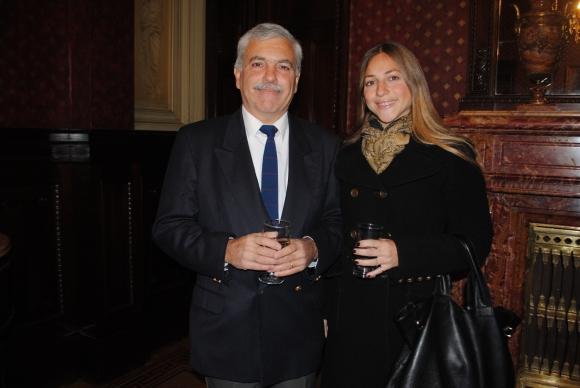 Hugo y Josefina Estavillo.