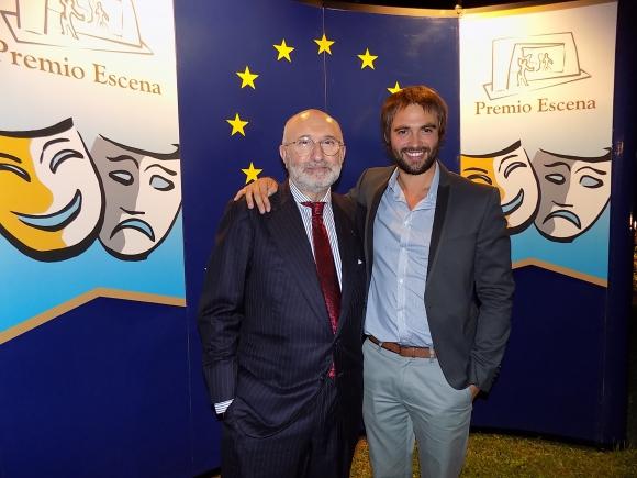 Embajador de la Unión Europea Fernández Trigo, Gerardo Begérez.