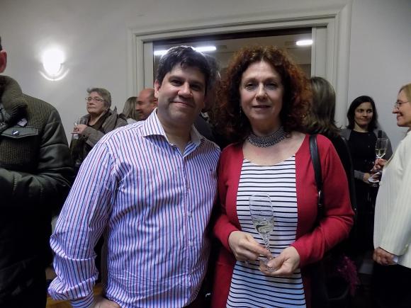Fernando Amaral, Denise Daragnes.