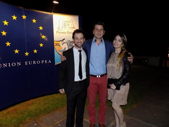 Felipe Havranek, Luciano Gallardo, Julieta Bechi.