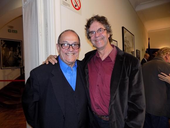 Pepe Vázquez, Enrique Permuy.