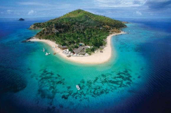 Una inmobiliaria ofrece un catálogo de más de 60 islas.