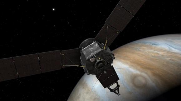 Juno. Foto: EFE