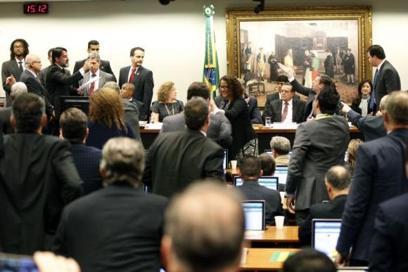 Cunha está acusado por la secretaría general de Brasil. Foto: EFE.