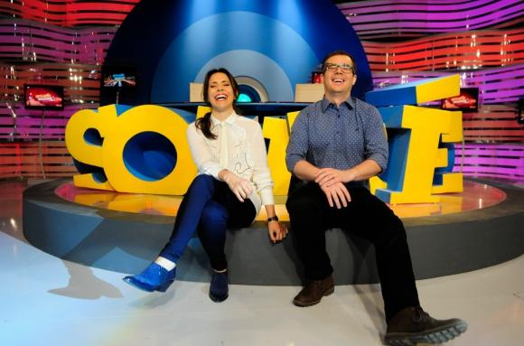 Cecilia Bonino y Pablo Fabregat. Foto: Marcelo Bonjour