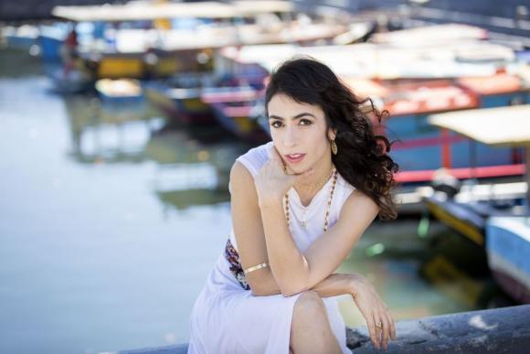 La cantante que formó parte de Tribalistas regresa al Sodre. Foto: Leo Aversa