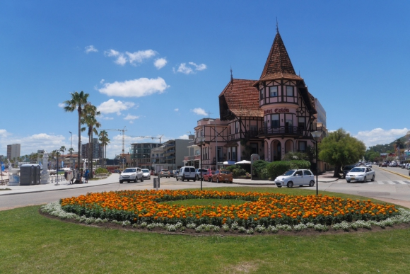 Balneario de Piriápolis. Foto: Ricardo Figueredo