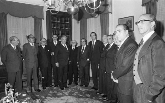 Visita del Rey Juan Carlos de España a Montevideo. Foto: Archivo EL PAÍS