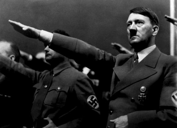 Adolf Hitler. Foto: AFP / Archivo