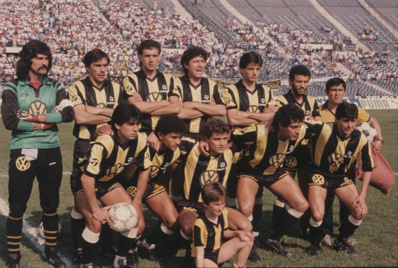 Peñarol campeón de América 1987